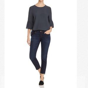 Eileen Fisher Jeans - 🌸New EILEEN FISHER Slim Step Hem Slim Ankle Jean